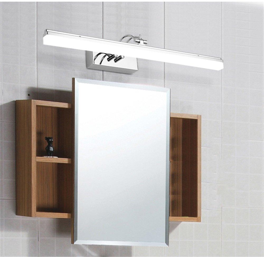 Aglia UK LED Wandleuchten Badezimmer Schlafzimmer Restaurant Wohnzimmer Gang Gang Korridor Bar Wandleuchten Spiegel Frontleuchten Lampe ( Farbe   weißes Licht-14W 59cm )