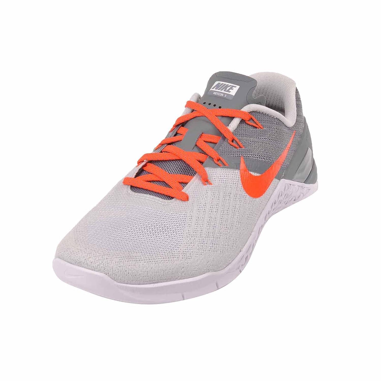 Nike Womens Metcon 3 Training Shoes B01N4FREOM 10 B(M) US|Pure Platinum/Total Crimson