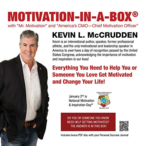 Motivation-in-a-Box: Everything You Need to Help You or Someone You