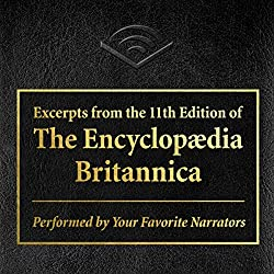 Excerpts from The Encyclopaedia Britannica
