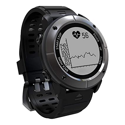OOLIFENG Reloj Inteligente GPS Incorporado Altímetro Barómetro ...