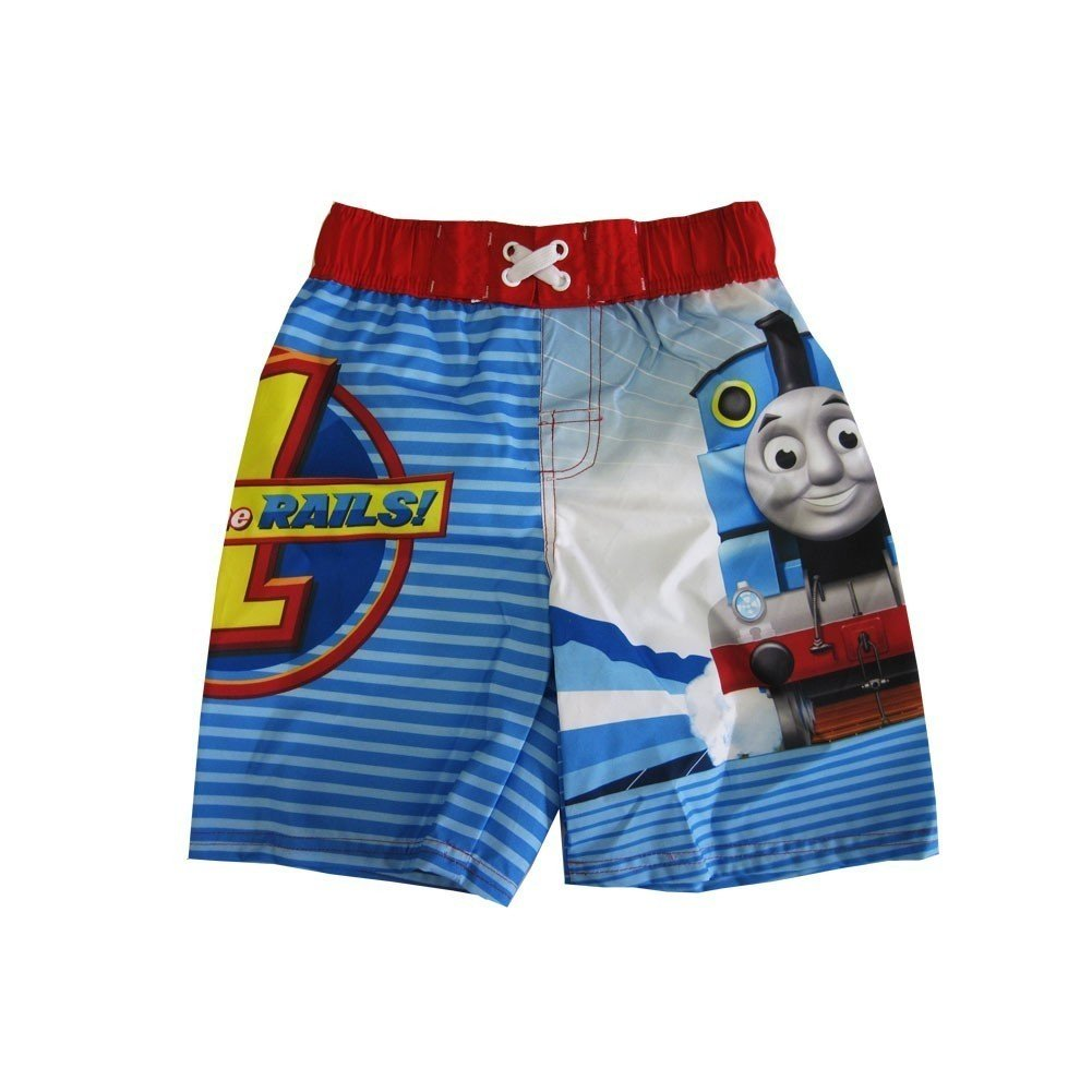 3e82030219 Swimwear, Surfwear & Wetsuits Sports & Outdoor Clothing Licensed Boys Thomas  and Friends Swimming Shorts Swim ...