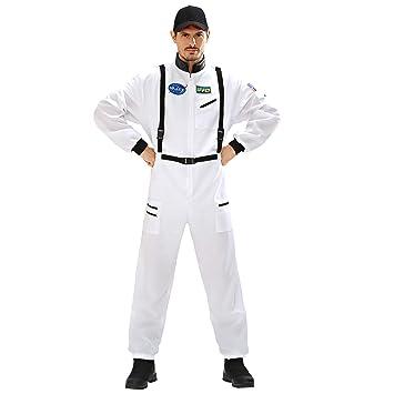 WIDMANN Disfraz de astronauta de color blanco, referencia 11043 ...