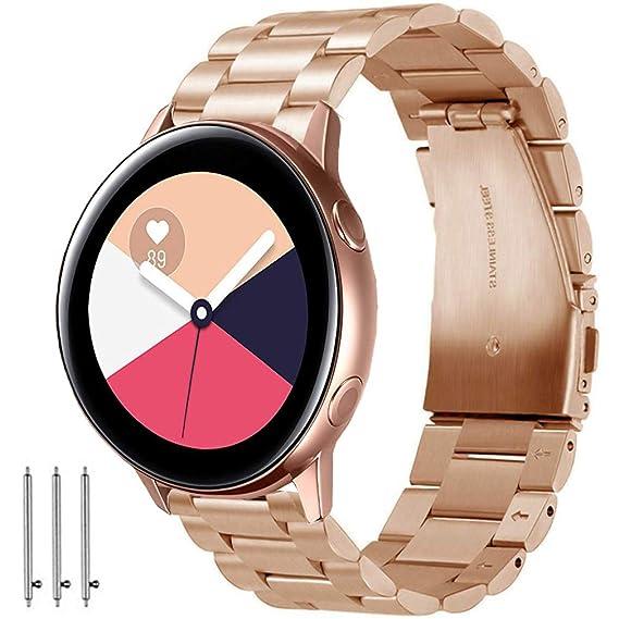 Amazon Com Olytop Compatible Samsung Galaxy Watch Active Band