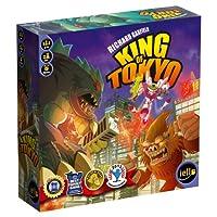 Iello 51032 - King of Tokyo, Brettspiel