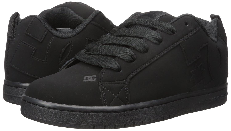 DC Shoes Court Graffik Low-top Shoes for Men Skateboarding