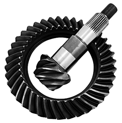 Motive Gear F10.25-456L Ring and Pinion Ford 10.25 Style, 4.56 Ratio, Late Models