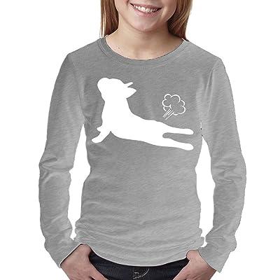 08&FD0 French Bulldog Yoga Unisex-Child Long Sleeve T Shirt