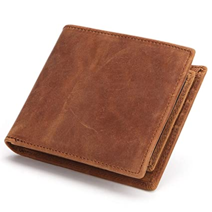 5410005a1f4eb Image Unavailable. Image not available for. Color  Mens Pocket Wallets Man  Wallet Slim Retro Front ...