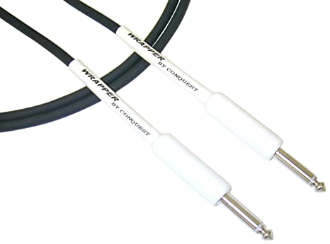 Conquest Sound SWW 20W 20-Feet Hi-Definition Guitar Cable