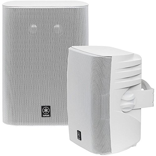 Yamaha NS AW570WH All Weather Speakers White