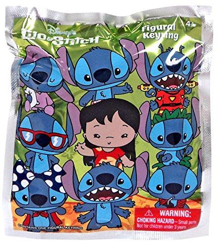 Disney Lilo & Stitch 3D Foam Blind Bag Key Chains