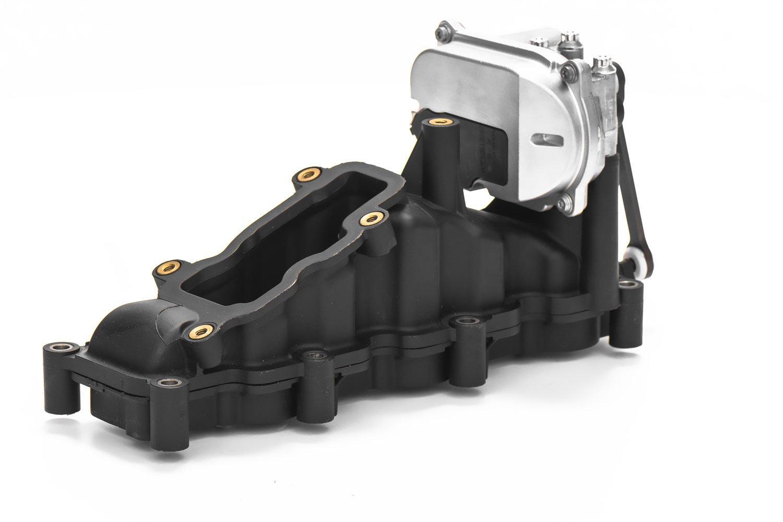 vollregenerierte und verstä rkte Ansaugbrü cke 2.7 3.0 TDI V6 mit Stellmotor TOP QUALITÄ T AUDI VW VOLKSWAGEN PORSCHE