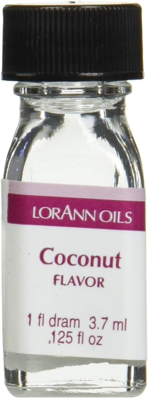 Lorann Oils Coconut Flavoring, 1 Dram