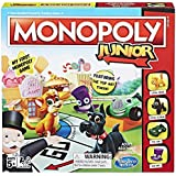 Hasbro Monopoly Junior Board Game, Ages 5 and up (Amazon Exclusive)