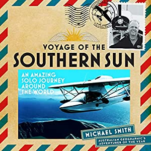 The Voyage of the Southern Sun Audiobook