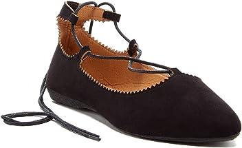 853a01d42017 Bucco Villager Womens Fashion All-Vegan Materials Flats