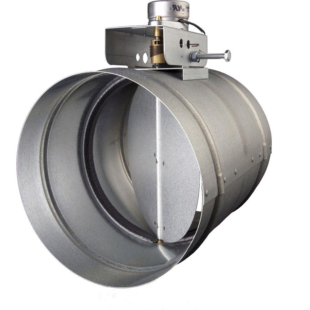 Broan MD10TU 10'' Universal Automatic Make-Up Air Damper with Pressure Sensor Kit B00IV3EXWY