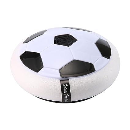 AOLVO - Disco electrónico de fútbol con luz LED Colorida ...