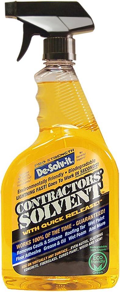 Orange-Sol De-Sovl-it Contractors Solvent 10131 33 OZ