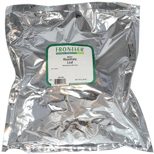 Frontier Natural Products Organic Rosemary Leaf Whole - 1 lb