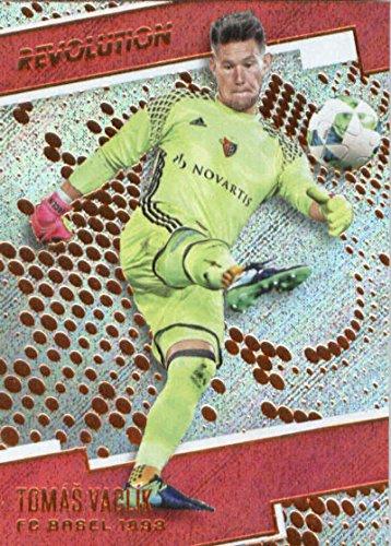 fan products of 2017 Panini Revolution #62 Tomas Vaclik FC Basel 1893 Soccer Card
