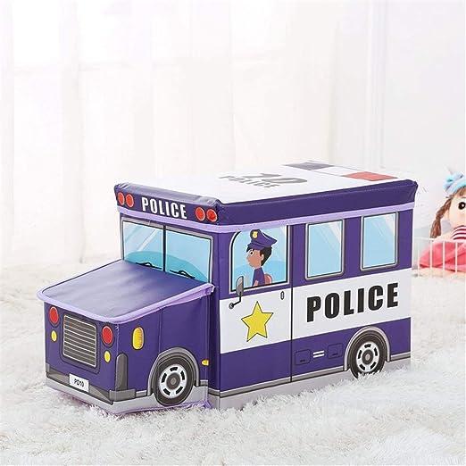 Organizador de almacenamiento de juguetes para niñ Caja de ...