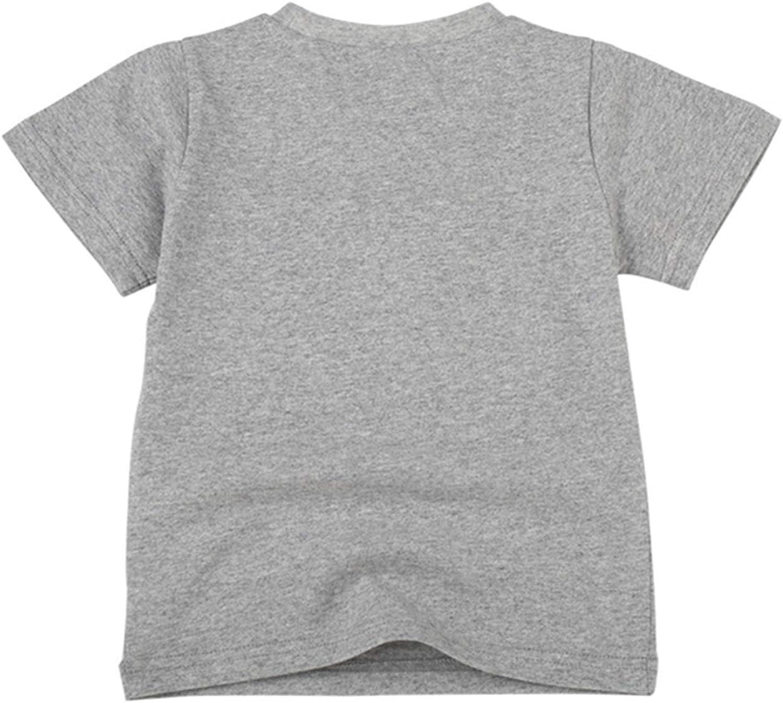 Lee Little Angel 2018 Nuovi Bambini Indossare Paillettes di Bambini cambier/à Il Modello di Cotone T-Shirt