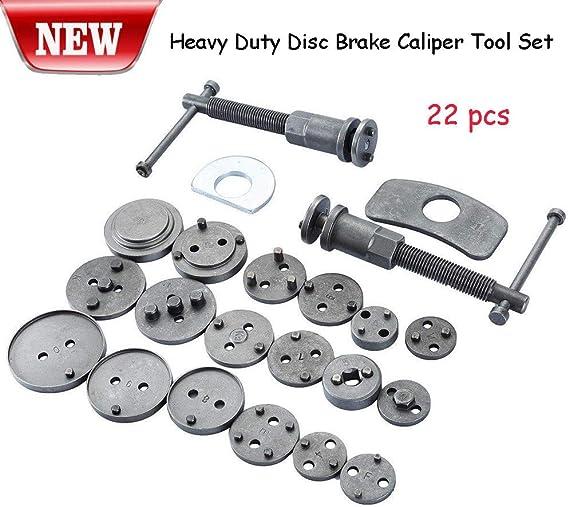perfk 2x Brake Caliper Hooks Hangers Heavy Duty Automotive Repair Tools