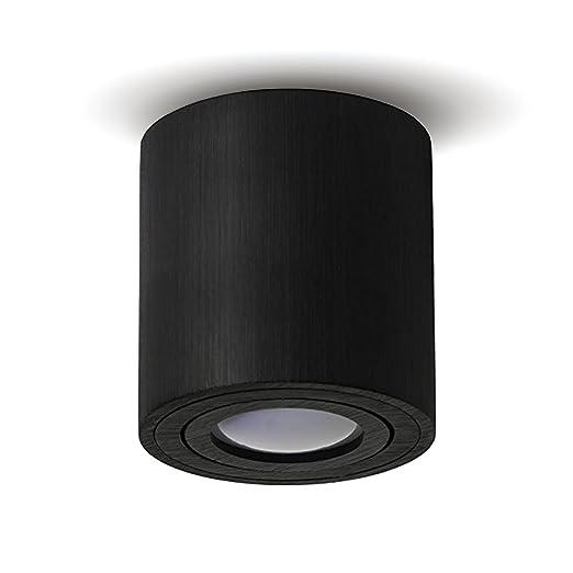 Milano gu10 230v led halogen surface mounted ceiling lamp cube milano gu10nbsp230v led halogen surface mounted ceiling lamp cube light aluminium aloadofball Choice Image
