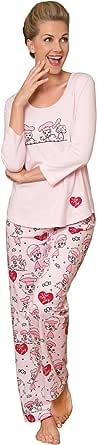 PajamaGram Pajamas for Women - Ladies Pajamas Sets