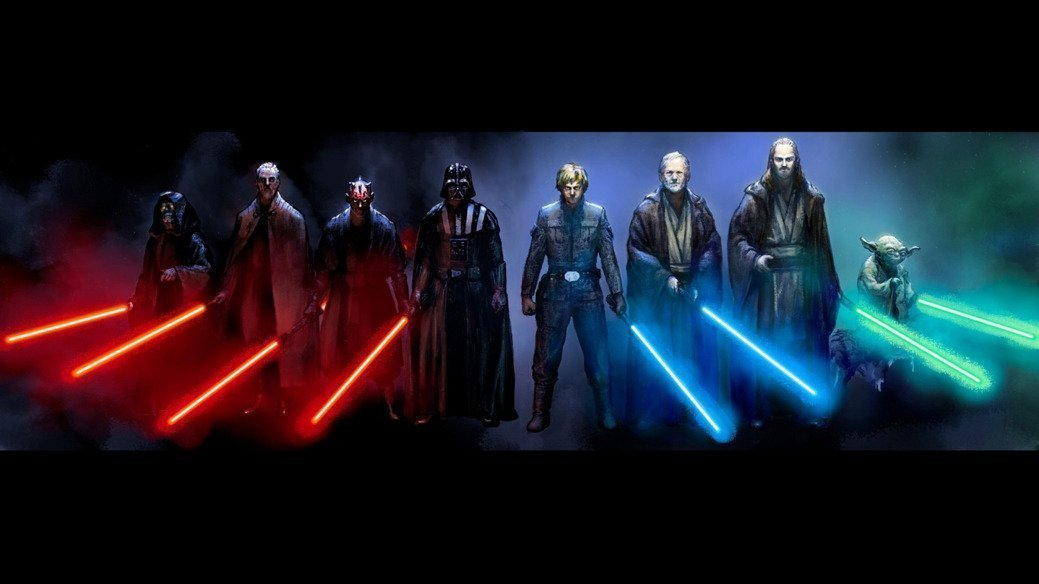 Darth Vader Star Wars poster 24 inch x 13 inch