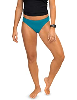 c6aeac75234c Amazon.com: Woolx Kylie - Merino Thong - Lightweight & Breathable ...