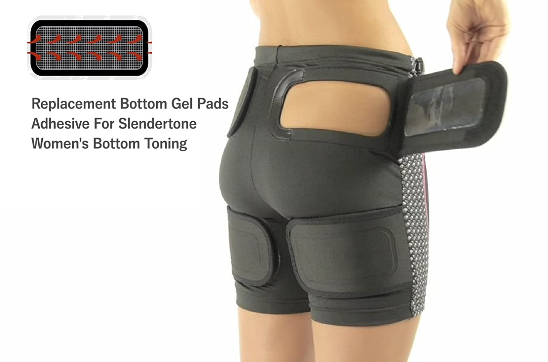 Electrodos de repuesto para Mini Bottom Toning System Slendertone Bottom 4 unidades