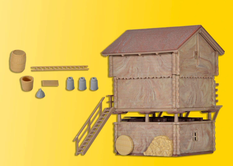 【GINGER掲載商品】 Kibri キブリ 38035 H0 1/87 キブリ 農場 農場 レイアウト用品 ストラクチャー 1/87 B004YB5FQ0, 宮古市:d89aba7b --- a0267596.xsph.ru