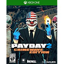 Payday 2 Crimewave - Xbox One