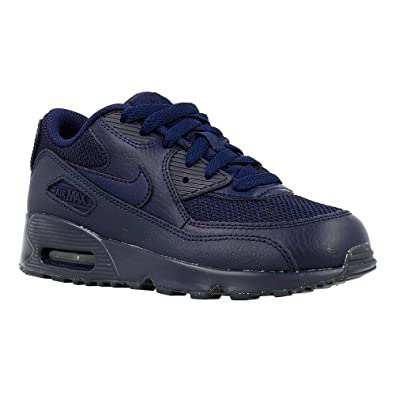 sports shoes a8dd3 cee86 Nike Air Max 90 Mesh (PS) Chaussures, Bébé, Bleu, 27 1