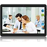 Tablet 10 inch Android Go 8.1 Google Certified, Tablet PC with TF Card Slot and Dual Camera,16GB Storage,5G WiFi,Bluetooth, G