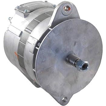 amazon com new 160 amp leece neville duvac alternator for leece neville brushless alternator diagram new 160a alternator fits duvac rv motor fitshome 2824lc 90772 a001090772 a0012824lc