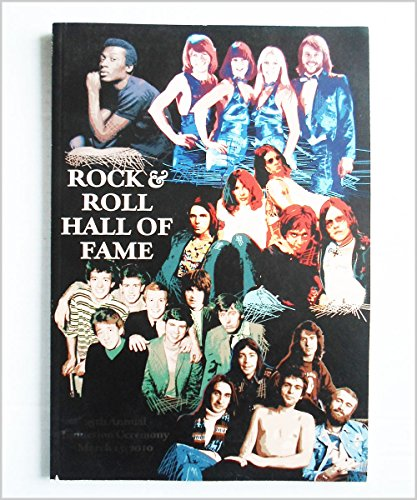 Rock 'n' Roll HALL OF FAME induction ceremony 2010 Genesis, Abba, The Stooges, The Hollies