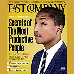 Audible Fast Company, December/January 2013