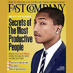 Audible Fast Company, December/January 2013