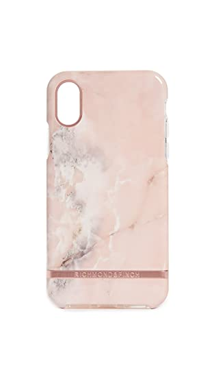 Frisk Amazon.com: Richmond & Finch Pink Marble iPhone X Case, Pink/Rose ZR-94