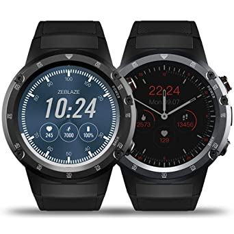 Zeblaze Thor 4 Plus - Smartwatch de 1,4 Pulgadas, con GPS ...