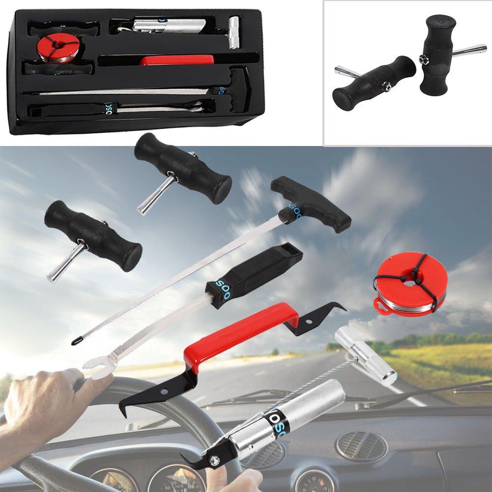 7tlg Windschutzscheiben Werkzeug Autoglas Reparatur Set ...