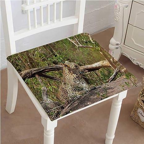 Amazon.com: Mikihome - Cojín decorativo para silla con ...