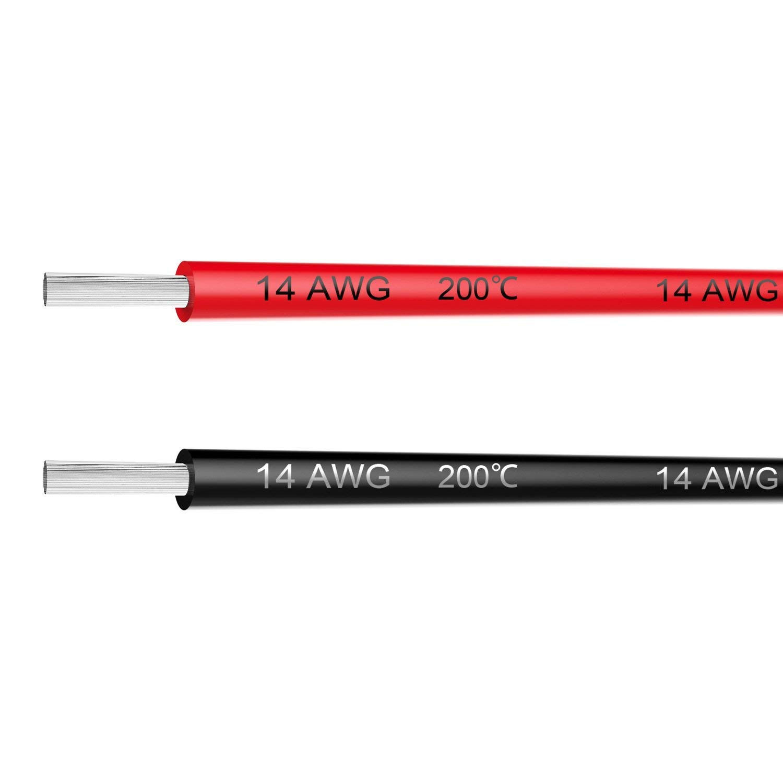 8Pcs DC 12V 20A Interruptor de palanca LED para autom/óvil con 4 puntos de luz LED de color y 16.4FT 18AWG Cable de silicona para autom/óvil Barco remolque Auto iluminado Interruptor basculante redondo