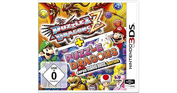 Puzzle & Dragons Z + Puzzle Dragons Super Mario Bros. Edition ...