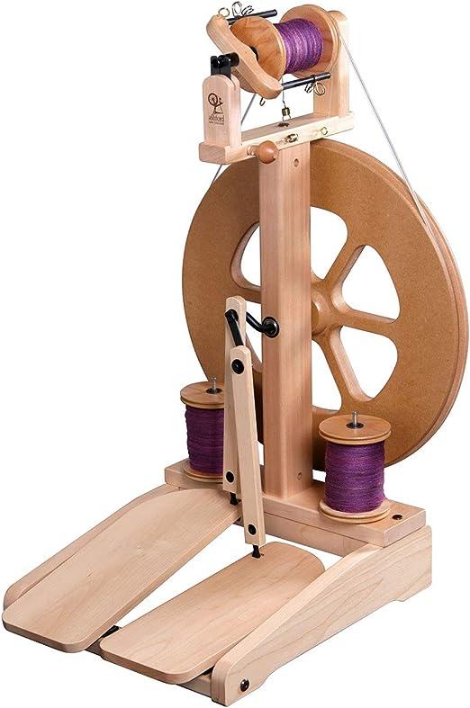 Ashford Kiwi Spinning Wheel – acabado: Amazon.es: Hogar