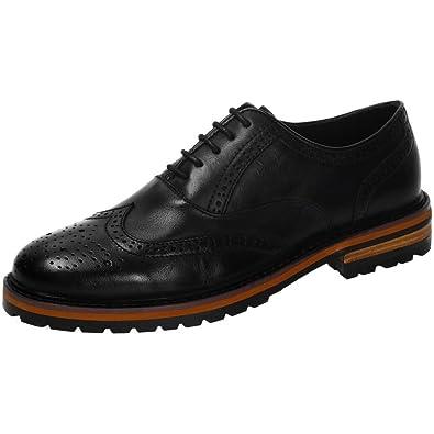 46338 Chaussures En Cuir De Chaussures Xti Hommes Mode Cordon Noir 44 grande vente sortie vente authentique se véritable jeu meilleurs prix discount pvYsF